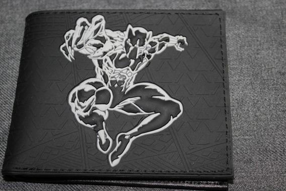 Cartera Bioworld Marvel Black Panther Pantera Negra Estilo 2