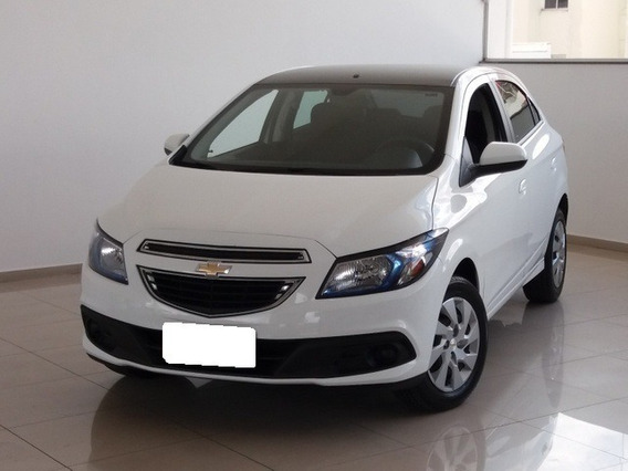 Chevrolet Onix 1.4 Lt Flex 2016 Manual Branco.