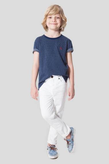 Calca Jeans Mini Pf Juquei Reserva Mini