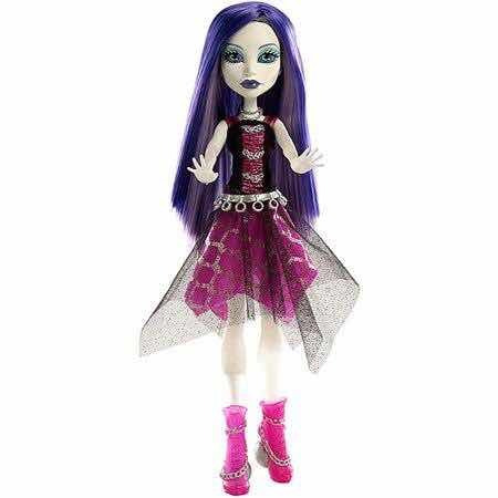 Monster High - Spectra Vondergeist Ghouls Alive