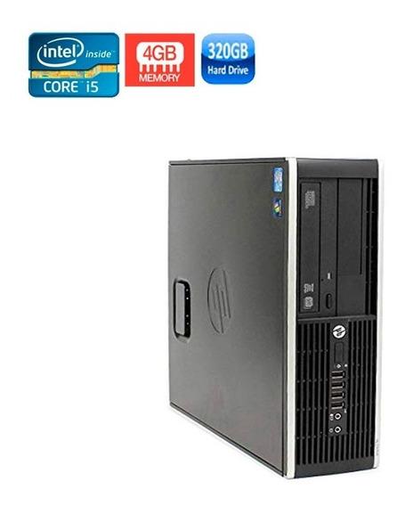 Pc Hp 8200 Intel I5 2°geração 4gb Hd 320gb + Wi-fi