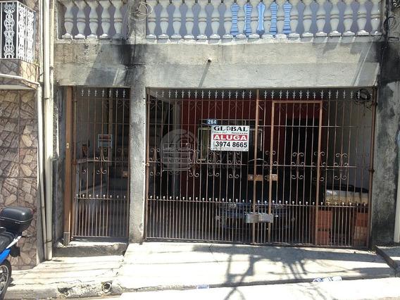 Locação Casa São Paulo Vila Zat - L136
