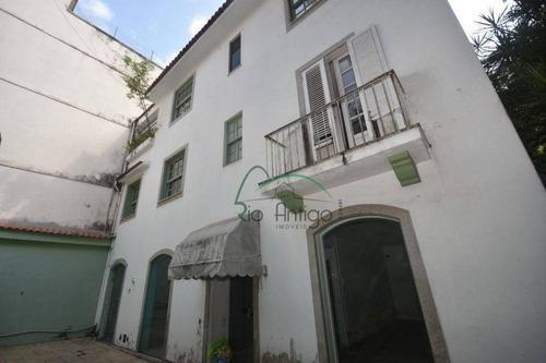 Imagem 1 de 29 de Casa Residencial - Venda - Rua Nina Rodrigues - Jardim Botânico - Ca0137