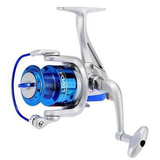 Nueva Bola De 8bb Teniendo Mano Izquierda Spinning Pesca