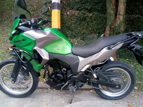 Kawasaki Versys 250 Verde