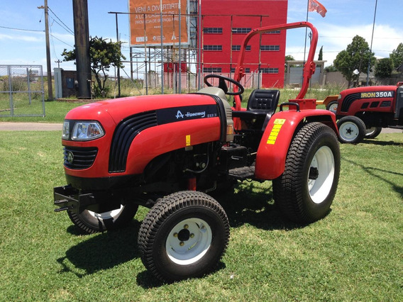 Tractor Hanomag 300