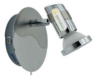 Sistema Aplique Luz Gu10 Dicroicas Party Candil Led Velador