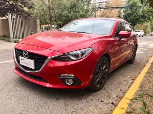 Mazda 3 2.5 Skyactiv-g Gt Auto