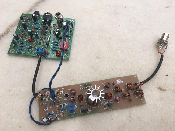 Placa Amplificadora De 2w + Pll Bh1417f