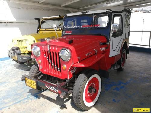 Jeep Willys Cj 1.5