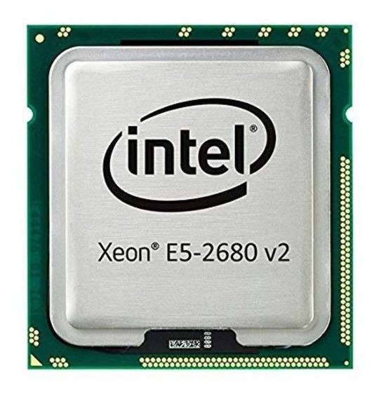 Par De Processador Intel® Xeon® E5-2680 V2 25m, 2,80 Ghz