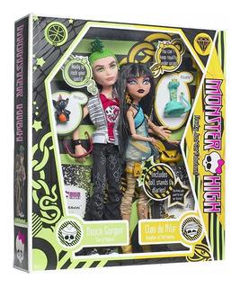 Monster High Cleo De Nile Y Deuce Gorgon Giftset.