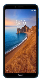 Xiaomi Redmi 7a (13 Mpx) Dual Sim 32 Gb Morning Blue 2 Gb Ra