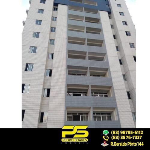 Imagem 1 de 1 de ( Oferta ) Apartamento Com 1 Quarto Suite No Bessa - Ap2153