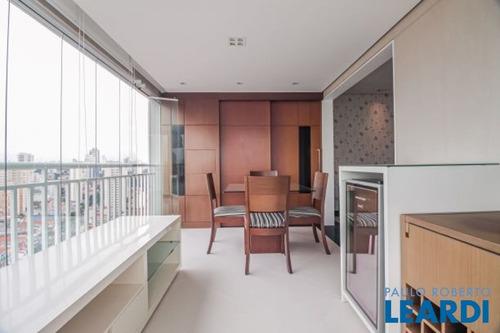 Imagem 1 de 15 de Apartamento - Cambuci - Sp - 598584