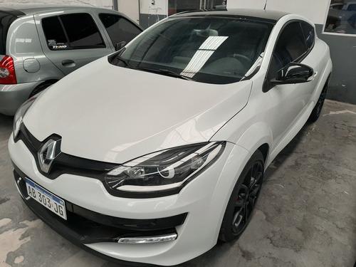 Renault Megane Rs Coupe 2017 Blanco 3jg