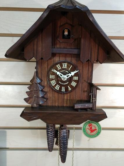 Reloj Cucú Alemán Hubert Herr Nuevo - 65/6 Chalet