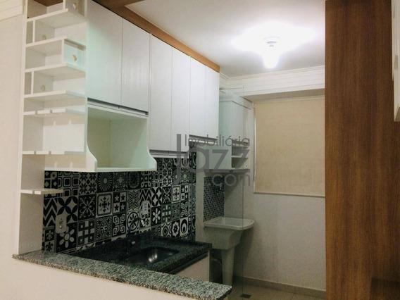 Apartamento Com 2 Dormitórios À Venda, 44 M² Por R$ 179.000,00 - Residencial Real Parque Sumaré - Sumaré/sp - Ap2106