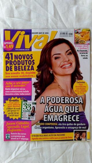 Revista Viva! Edição 571 2010 Mayana Neiva