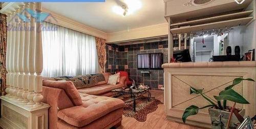 Imagem 1 de 16 de Apartamento À Venda, 134 M² Por R$ 1.220.000,00 - Bela Vista - São Paulo/sp - Ap1243