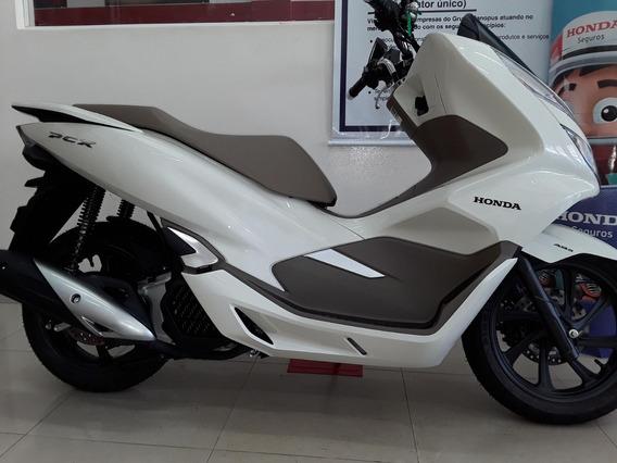 Honda Pcx - Deluxe - Abs - Inj Eletronica - Iluminação Led