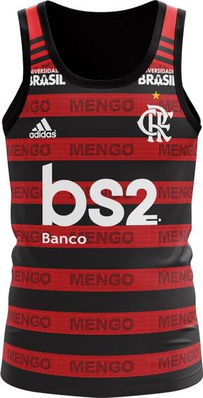 Flamengo Camiseta Feminina Regata Camisa Mulher 2019 Time