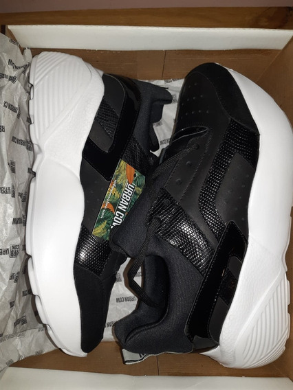 Vendo Zapatillas Sneakers Urban Cow Talle 37