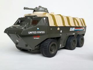Vehículo De Combate Gi Joe Vintage 1983. Envío Gratis.