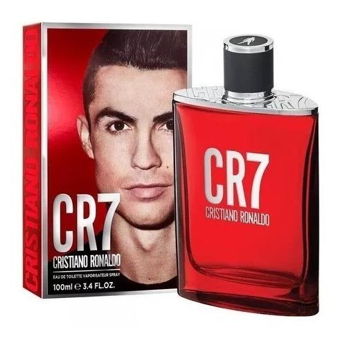 Perfume Cr7 Cristiano Ronaldo For Men Edt 100ml Original