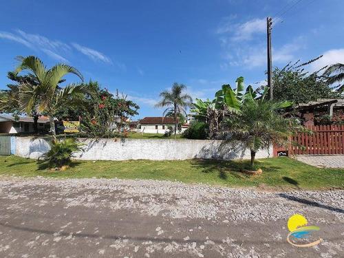 Terreno À Venda, 235 M² Por R$ 220.000,00 - Itapema Do Norte Gleba - Itapoá/sc - Te0810
