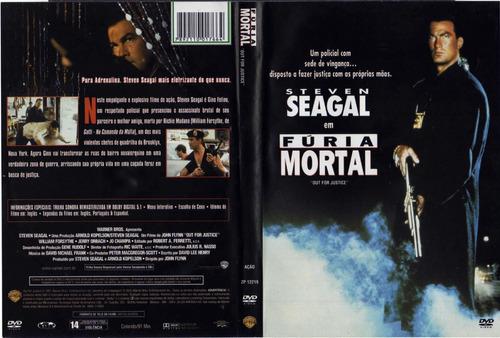 Dvd Fúria Mortal (1991) Steven Seagal - Dublagem Clássica | Mercado Livre
