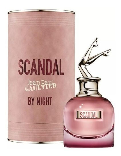 Perfume Scandal By Night 80ml Edp Jean Paul Original!! + Nf