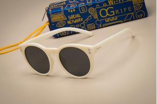 Oculos Ogrife Solar Og 1643-i Infantil Flexível Não Quebra