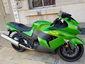 Kawasaki Zx14, Ninja