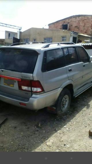 Daewoo Musso 1999 Cilindraje 3200