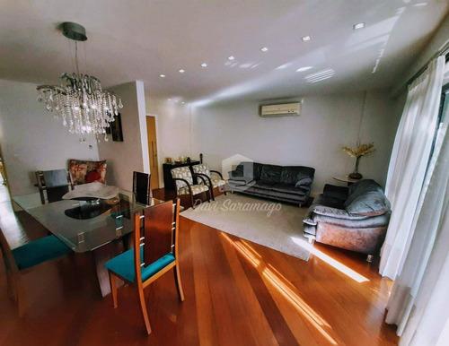 Imagem 1 de 30 de Apartamento Com 4 Dormitórios À Venda, 237 M² Por R$ 1.350.000,00 - Icaraí - Niterói/rj - Ap0798