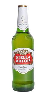Cerveza Stella Artois Porron 335 Ml Botella Vidrio Porron