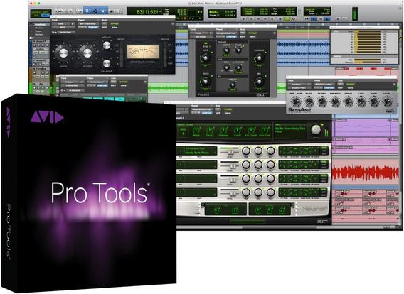 Pro Tools Hd 12.5.0.395 X64 Completo (instalação Fácil)