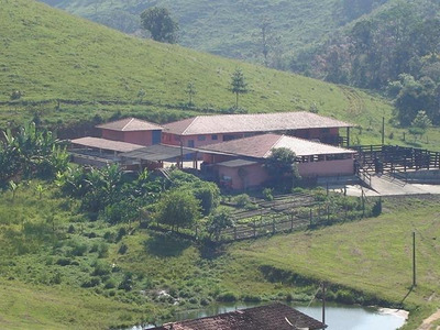 Fazenda Rural À Venda, Palmeiras, Natividade Da Serra. - Fa0153