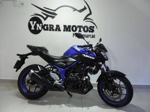 Yamaha Mt03 Abs C/19.099 Mil Km 2020 Nova