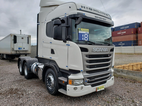 Scania R 440 6x2 Highline 2018/2018