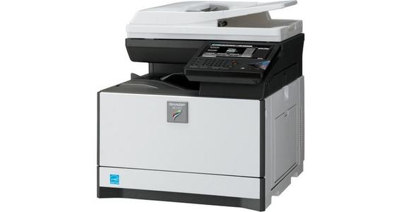 Chip Sharp Color Mx-c300w, Mx-c250 Quatro Chips Envio Barato