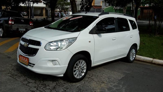 Spin 1.8 Lt 8v Flex 4p Manual 2014 5 Lugares
