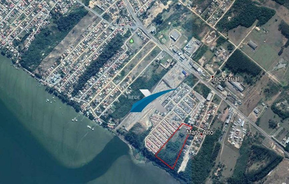 Área À Venda, 24883 M² Por R$ 1.500.000,00 - Mato Alto - Laguna/sc - Ar0283