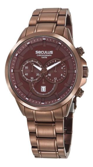 Relógio Seculus Masculino 20617gpsvma2