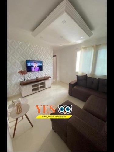 Imagem 1 de 22 de Yes Imob - Apartamento Residencial Para Venda, Caseb, Feira De Santana, 2 Dormitórios, 2 Salas, 2 Banheiros, 60,00 M². - Ap00620 - 69799302