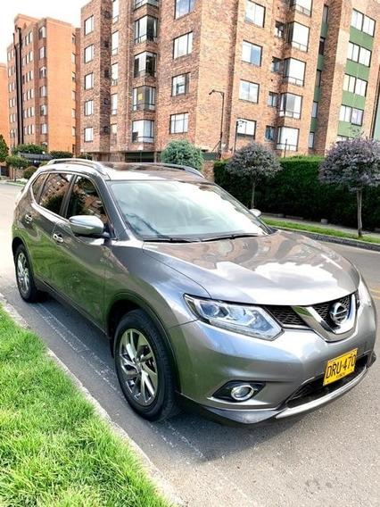 Nissan X-trail Exclusive 2017. Incluye Impuesto Y Soat 2020.