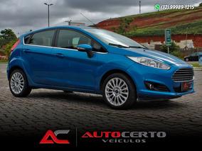 Ford Fiesta 1.6 Titanium Hatch 16v Flex 4p Powershift