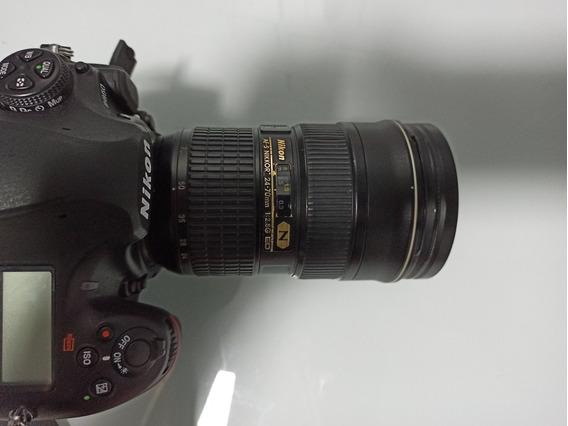 Lente Nikon 24 70
