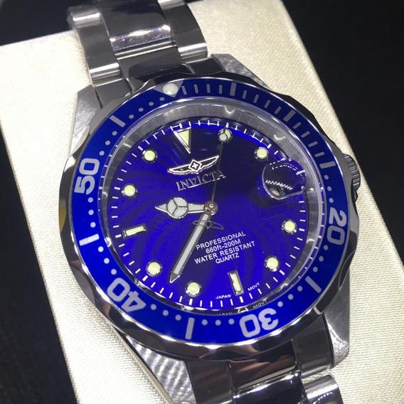 Reloj Invicta Automatic Professional 660ft-200m Water Resist